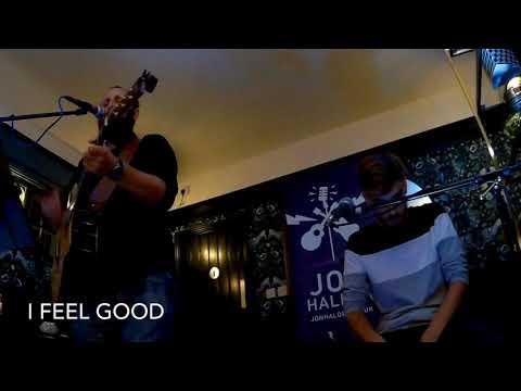 I feel good (Acoustic cover)