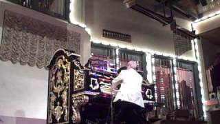 Organ Stop Pizza - Grand Old Flag