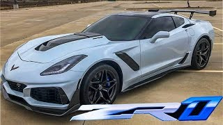2019 Corvette ZR1 Review   From An Owner