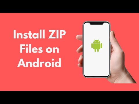 How To Install ZIP Files On Android UPDATED