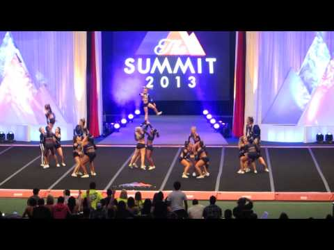 California Allstars Junior Mafia - The Summit Finals 2013