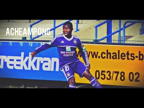 Frank Acheampong - Welcome To RSC Anderlecht!