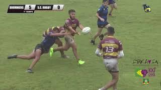 Brummers 10 X 14 S.C. Rugby │ Circuito Gaúcho Rugby 7's Juvenil M19 ( jogo 03)