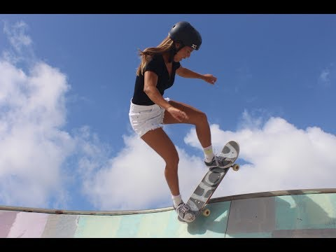 Lost Skatepark On The BEACH In Maui, Hawaii Day #2