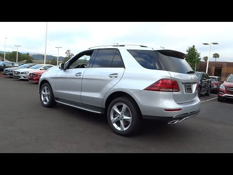 2016 Mercedes-Benz GLE Pleasanton, Walnut Creek, Fremont, San Jose, Livermore, CA 16-2134