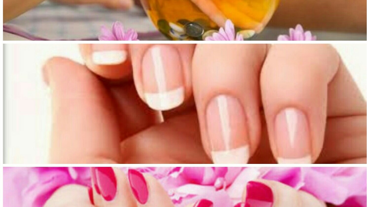 Hot manicure at home 25