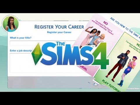 SELF EMPLOYMENT, NEW GAME TUTORIAL, NEW WORLD SELECTION 🌎💼 SIMS 4 NEWS & INFO | SIMUZO