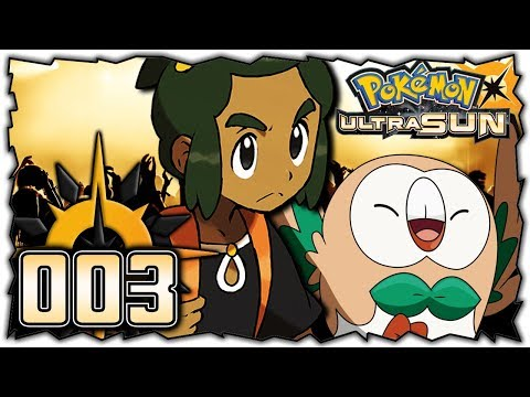 Das ALLERBESTE FEATURE! | Pokémon Ultrasonne #003 (Nuzlocke) | Nestfloh