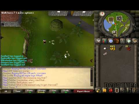 RuneScape - 2007 - Fishing Contest