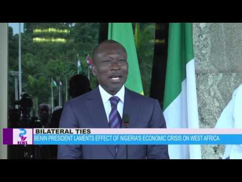 BENIN PRESIDENT ON BILATERAL TIES