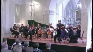 """H.M.Gorecki - Three pieces in old style""""  Part 1-3 - Hanover Chamber Orchestra"""