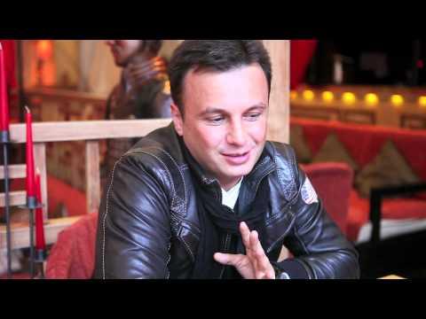 Видео интервью DAVID'а для iFamous.Me