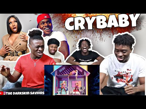 Megan Thee Stallion – Cry Baby (feat Dababy) Reaction