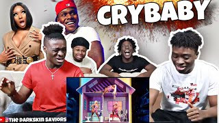 Megan Thee Stallion Cry Baby Feat Dababy Reaction