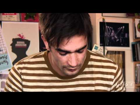 King Creosote And Jon Hopkins: NPR Music Tiny Desk Concerts