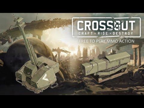 Crossout: Мандрагора + ПТУР