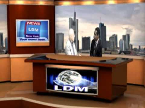 """LDM NEWS: Dr. Charles E. Bailey M.D. Interview of new book """"WAFU""""  Part 1 OF 2"""