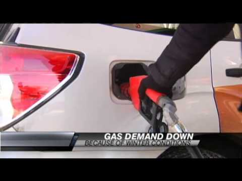 Gas Demand Down