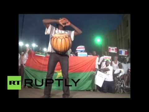 Burkina Faso: Mourners pay respects to victims of Ouagadougou hotel attack