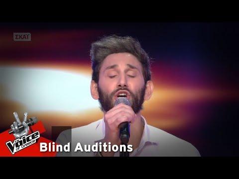 Αντώνης Τρίκκης - Όνειρο ήτανε | 6o Blind Audition | The Voice of Greece