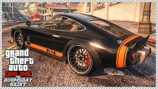 THE BEST NEW DOOMSDAY HEIST DLC CAR! (GTA 5 DOOMSDAY HEIST DLC HIDDEN UNRELEASED CAR CUSTOMIZATION)