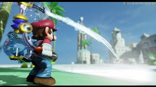 Unreal Engine 4 [4.14]  Super Mario Sunshine + Download Link