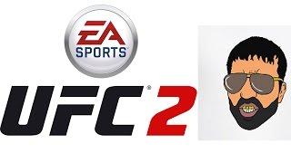 АРХИВ: EA Sports UFC 2 - запись стрима от 26 марта