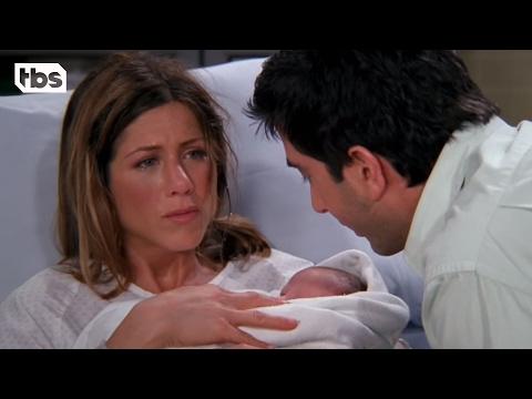 Rachel Gives Birth | Friends | TBS