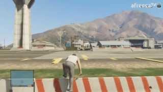 대도서관의 GTA5] 전투기, 제가 한 번 훔쳐보겠습니다. (Grand Theft Auto V)