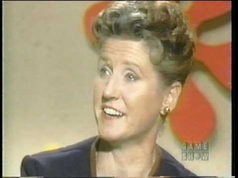 Ann B. Davis On The Dating Game