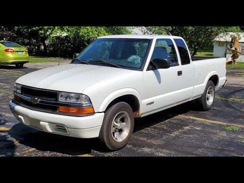 1999 Chevy S10 Review