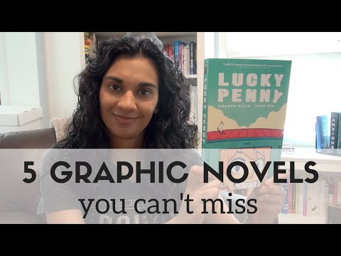 5 Graphic Novels You Shouldn't Miss