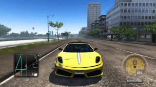 Test Drive Unlimited 2 Ferrari Gameplay PC [HD]