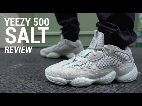 Adidas Yeezy 500 Salt Review & On Feet