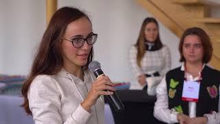 «Лабораторія натхнення» у Харкові (листопад, 2018)