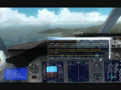 Flight simulator X 2010 nuove texture effetti con REX2 e Fspassengers in Italiano from YouTube · Duration:  8 minutes 59 seconds