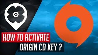 How to Activate Origin CD Key?