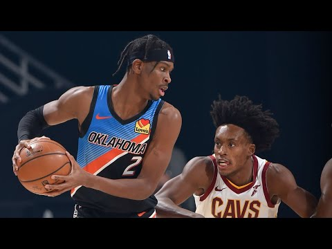 Oklahoma City Thunder vs Cleveland Cavaliers Full Game Highlights | 2020-21 NBA Season