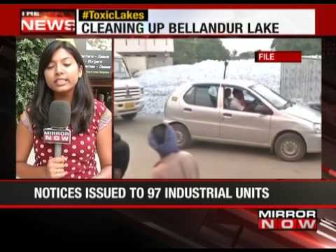 KSPCB issues notices to 97 industrial units around Bellandur  - The News
