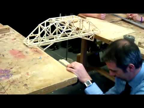 Wooden Bridges Testing to the Limits
