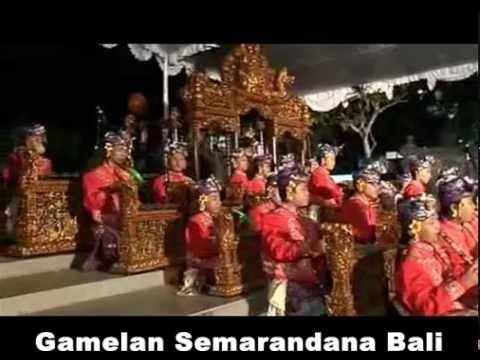 Gamelan Semarandana Bali | Cenk Blonk