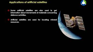 Applications of Artificial Satellites
