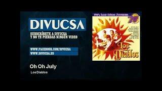 Los Diablos - Oh Oh July - Divucsa