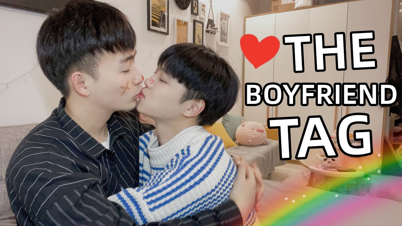 The Boyfriend Tag!💕 [Gay Couple Lucas&Kibo]