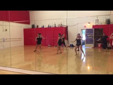 """Everything She Does""-Katie Sullivan Choreography-Saratoga High School dance team"