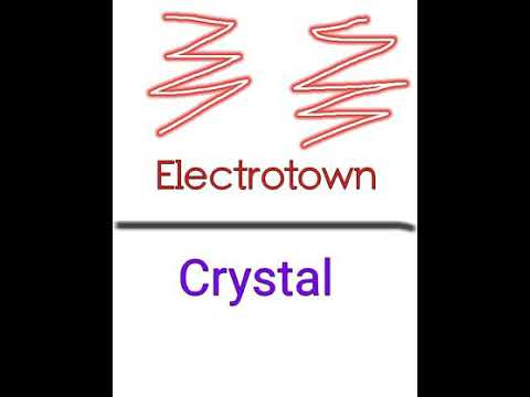 Electrotown - Crystal