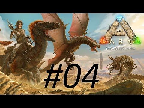 ARK Scorched Earth - #04 - Ankylo y Paraceratherium
