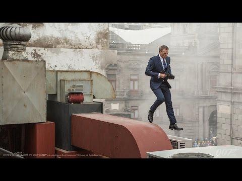 Bond le dice adiós a las pantallas verdes
