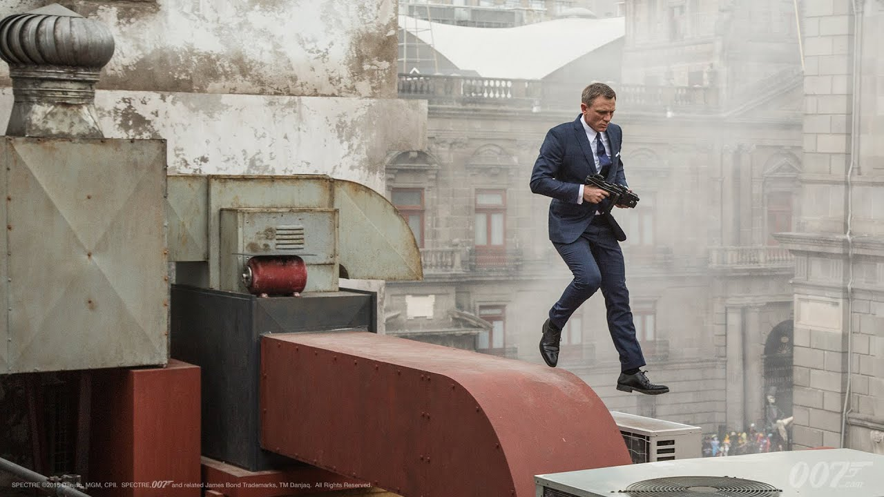 casino royale action scene