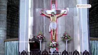 English mass @St.Francis Xavier's Cathedral,Frazer Town,Bangalore-5, karnataka.8-08-16.HD